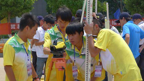 云南高职院校测绘技能大赛成功举办