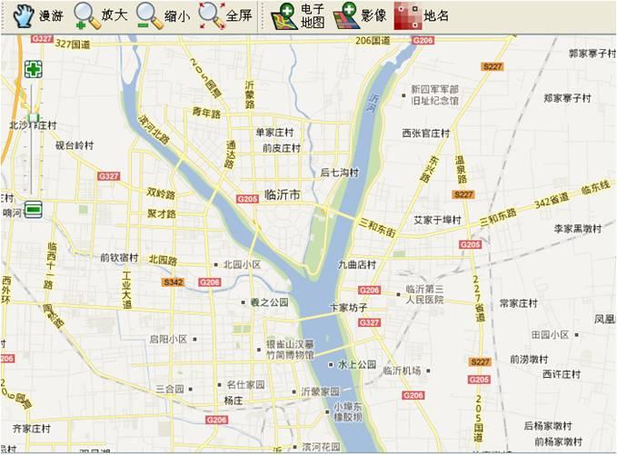 本文对google map组织结构进行研究,得到屏幕窗口坐标系和google