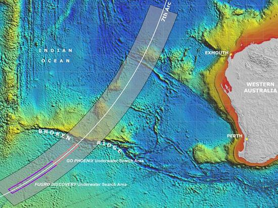 从吉隆坡飞往北京的马航mh370飞机于7个月前失联