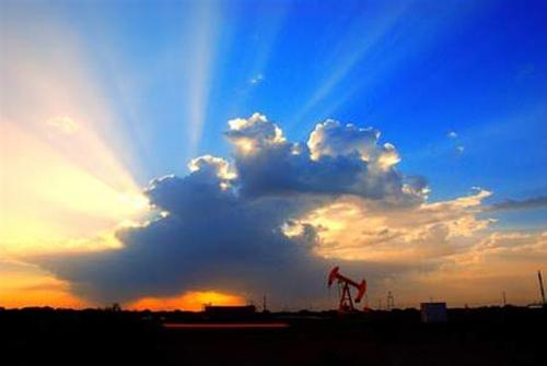 新疆地矿测绘院十年助力塔河油田油井数据更新及供图