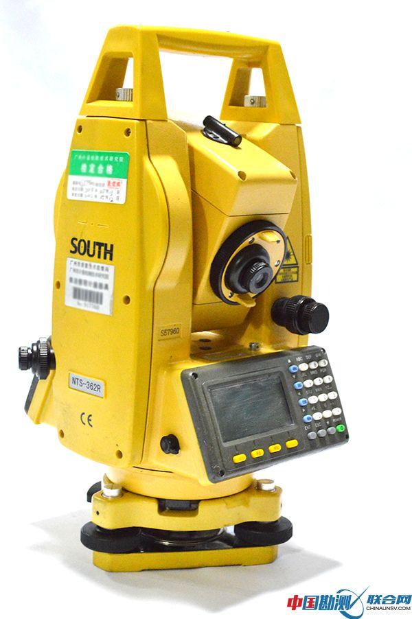 测绘仪器网_南方测绘NTS-362R全站仪 - 勘测联合网
