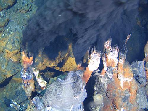 """探秘西南印度洋热液区 """"蛟龙""""号大洋考察第二航段纪行"""
