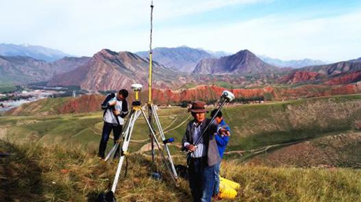 纪实|青海省藏区大比例尺基础地理信息数据采集