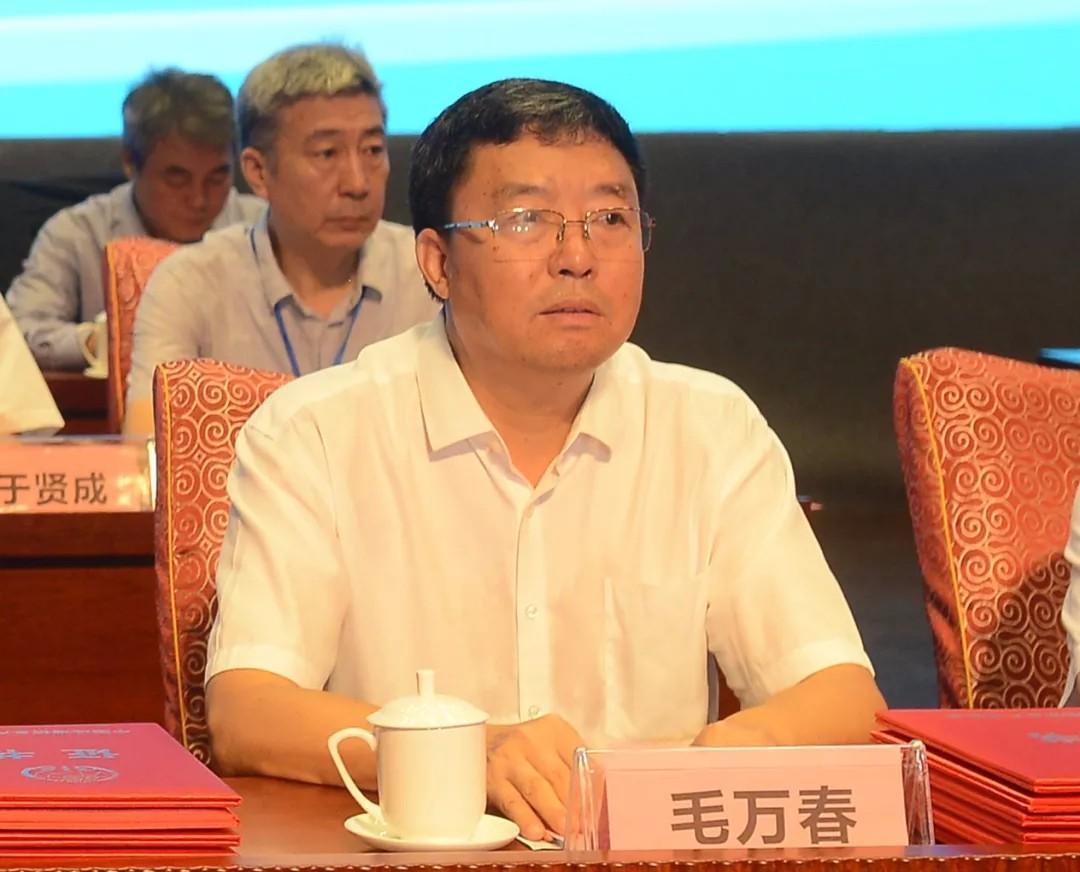 海南省政协主席毛万春出席大会开幕式_2018中国地理信息产业大会_勘测联合网