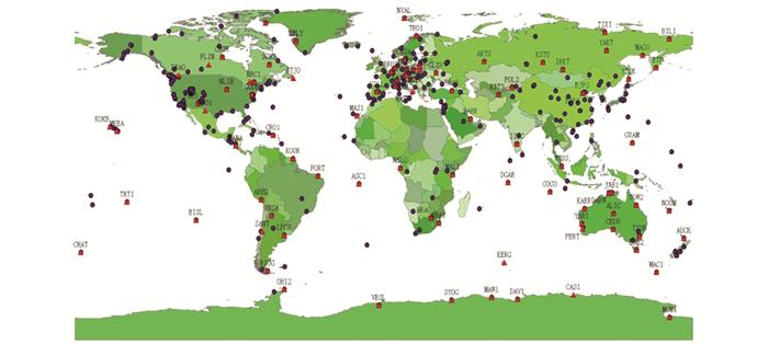 基于GNSS的CGCS2000数据处理技术综述_测绘坐标_勘测联合网