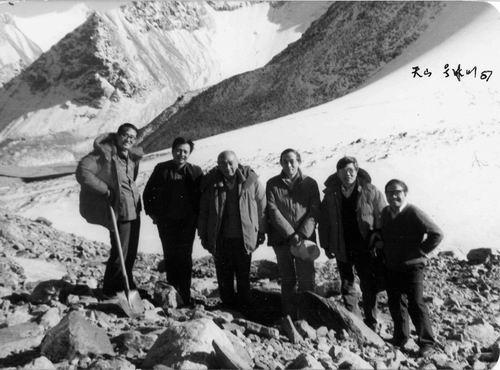 施雅风:冰川,勇敢者的事业_地质考察_勘测联合网