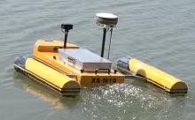 无人遥控测量船