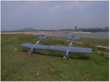 无人飞机航摄系统